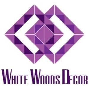 White Woods Decor