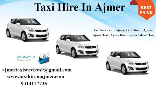 Taxi Hire In Ajmer