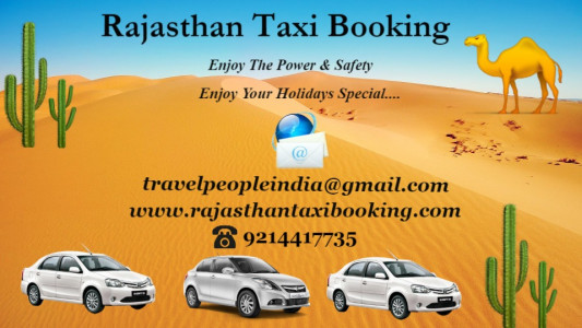 Rajasthan Taxi Booking