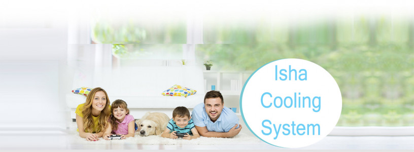 Isha Cooling System