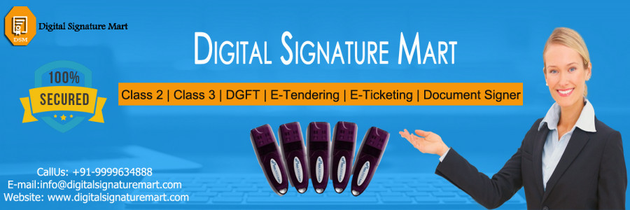 Digital Signature Mart