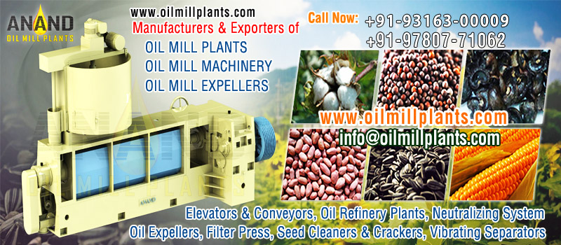 Anand Oil Mill Plants