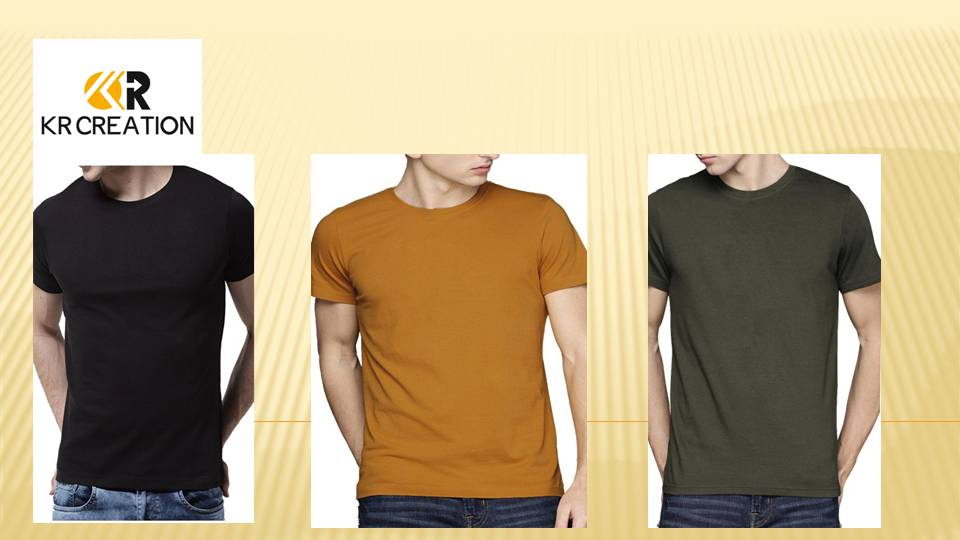 Mens Crew Neck T Shirts Collections